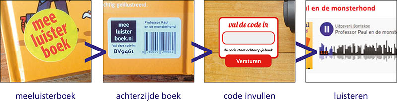 Instructie Meeluisterboek